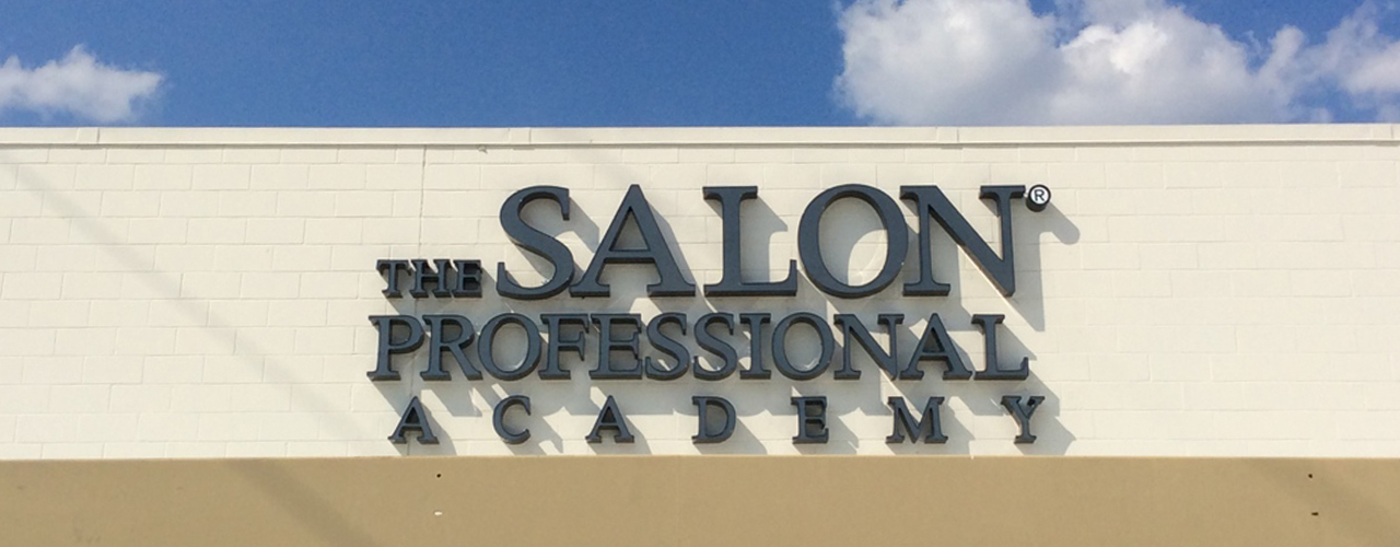 Hair Salon Illuminated Sign